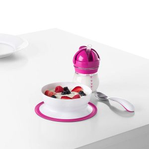OXO Tot Stick and Stay Suction Bowl Lifestyle