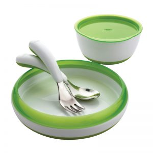 OXO Tot Toddler Feeding Set Items